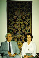 Canada 1993, K.W. and Mr.Môška from Očová