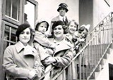 1934 Daughters in law and Granddaughters of Ignatz Wittmann