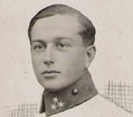 Vojtech as a young military recruit 1918 (German inscription in his writing)